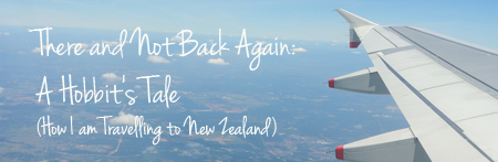 There and not back again banner