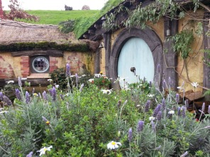 Hobbits are proud of their gardens