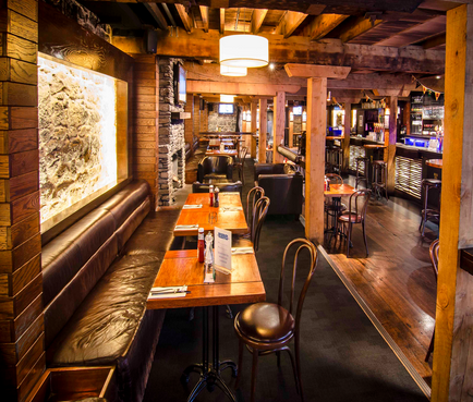 Bluestone Room – one location for some Working Holiday Starter chatter. Image via thebluestoneroom.co.nz