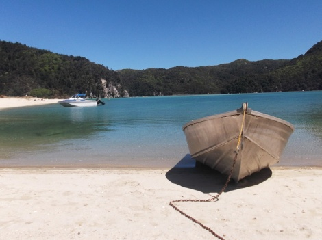 boat abel tasman national park